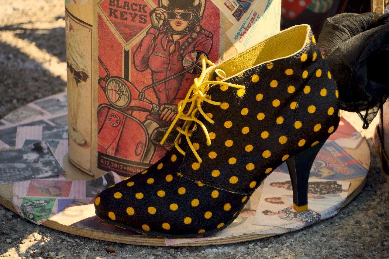 Pourquoi adopter des chaussures des années 50 ?